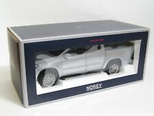 2017 Mercedes-Benz X-Class ~ Silver 1/18 Diecast Model Car by Norev