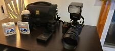 Nikon D5600 Camera Kit with (3) Lenses, NikonSB-700 Flash & Extras.