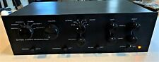 Just Rebuilt Dynaco PAS Tube Preamp New Faceplate and Knobs