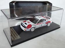HPI 1/43 Toyota Celica Turbo 4WD ST185 Rally Sainz Tour de Corse OVP8018 > UMBAU