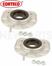 Volvo V70 S60 Set of Front Left & Right Strut Mount Plate with Bearing Corteco