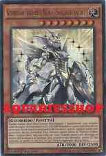 Yu-Gi-Oh Glorioso Soldato Nero Soldato Sacro BOSH-IT097 Ultra Rara ITA Black Lus