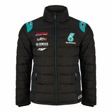 Petronas Yamaha Motogp Team Quilted Jacket NEW Official 2020 Season Apparel