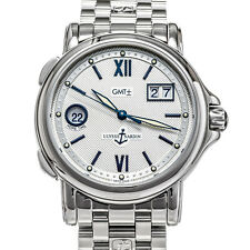 Ulysse Nardin San Marco GMT Grande Date Automatic Watch 40mm 223-88