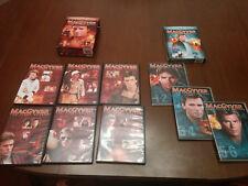 MacGyver Season 1 & 2 - Dvd First Second Season - Tv Shows