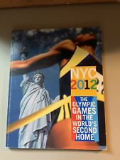 NYC 2012 The Olympic Games In The World's Second Home Advertising Promo Bid Book