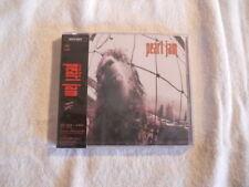 "Pearl Jam ""Vs."" Rare Japan cd 1993 Sony Records SRCS-6827 New Sealed"
