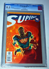 All Star Superman #1 CGC 8.5 Neal Adams Variant Cover 2006