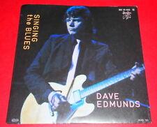 Dave Edmunds -- Singing the blues / Boys talk -- Single
