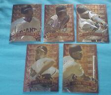 1997 Fleer Ultra Season Crowns Lot Of 5 Cards