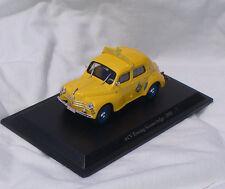 Renault 4CV Touring Secours gelb 1958 1:43 Eligor Blister Modellauto / Die-cast
