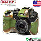 easyCover Protective Silicon Skin - Camera Cover for Panasonic GH5 & GH5S