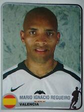 PANINI 360 Mario Ignacio Regueiro FC Valencia CHAMPIONS EUROPE 1955-2005