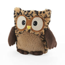 Hooty Owl Fully Microwaveable Lavender Scented TAWNY Owl Plush Soft Toy