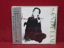 SANDY LAM 林憶蓮 - SIMPLE - WMC5-439 - AUTOGRAPH - 1991 OBI JAPAN CD