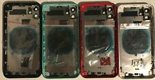 Iphone 11 OEM Back Housing Frame Rear Full Cover Small Parts Battery Door