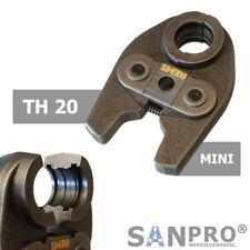 REMS Mini pressbacke th20 tenaglie profilo TH 20-per molti federativo sistemi di tubazioni