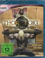 Marvel Knights: Thor & Loki Blood Brothers - Blu Ray Disc -