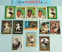 1978+ ROBERTO CLEMENTE Archives-RP-SP Lot x 13 TCMA Cuts /550 Topps | HOF Batch