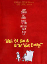 What Did You Do in the War, Daddy (DVD, 2015)