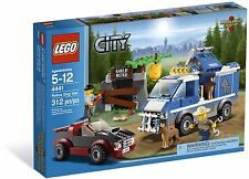 LEGO City Police Dog Van (#4441)(Retired 2012)(Very Rare)(NEW)