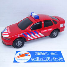Dickie Toys | Opel Vectra Brandweer - Fire Department Plastic Friction Toy Car