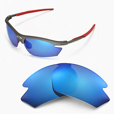 Walleva Polarized Ice Blue Replacement Lenses For Rudy Project Rydon Sunglasses