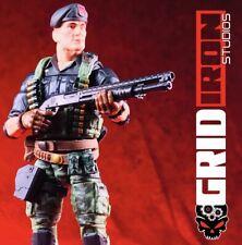 1:12 Shotgun Persuader Weapon For G.I Joe Classified Marvel Legends6� Neca Ga24