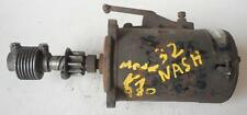 1931-33 Nash models used Autolite starter OEM # MAB-4033 Dated 5L