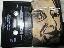 Catatonia Sweet Catatonia. Blanco Y Negro NEG85C UK tape cassette single