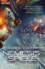 James Corey - Nemesis-Spiele - Großformat - UNGELESEN