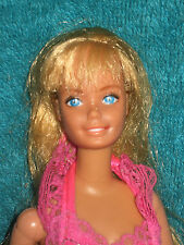 VINTAGE 1979 BEAUTY SECRETS BARBIE  IN ORIGINAL BODYSUIT