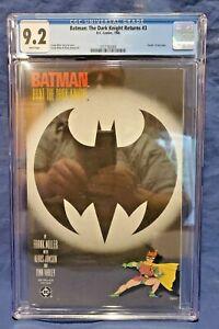 Batman: The Dark Knight Returns #3 1st Print CGC 9.2 #3727782003