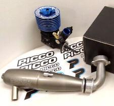 Picco Monza Evo 2020 3,5cc Motore DLC Ceramico Tuned + EFRA 2153 HD 1:8 On-Road