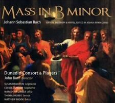 DUNEDIN CONSORT / JOHN BUTT - JOHANN SEBASTIAN BACH: MASS IN B MINOR (2 CD) NEW