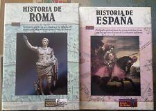 HISTORIA DE ROMA E HISTORIA DE ESPAÑA