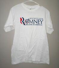 TOLEDO REPUBLICANS University conservative Mitt Romney med T shirt Ohio tee