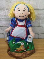 FAIRYTALE FOLK ALICE IN WONDERLAND soft Topsy Turvy Doll JELLY CAT Jellycat J401