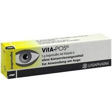 VITA POS Augensalbe 5 g PZN 3754403