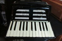 Very Old  Superba Accordion  Made In Italy
