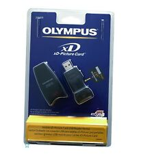 Olympus Mobile xD Picture Card Usb Reader Writer Mausb-100
