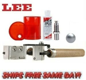 Lee 2 Cav Mold(433 Diameter) Round Ball & Sizing and Lube Kit! # 90432
