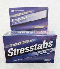 Stresstabs 600 + ZINC VITAMIN + MINERALS High Potency Stress Formula 30 Tablets