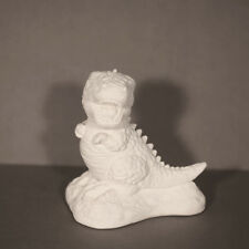 Baby Rex latex Mould/Mold plaster/candle/soap 1186