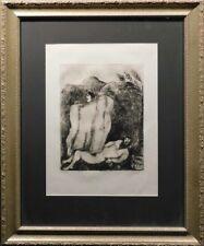 Marc Chagall Bible Le Manteau De Noe lihtograph Make an offer