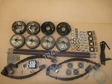DIY Trailer Kit- 2.8Tonne ELECTRIC Brake Tandem Kit