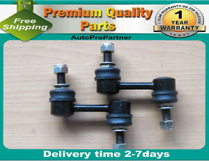 2 FRONT SWAY BAR LINKS SET FOR ARMADA 04-13