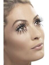 Eyelashes,Top and Bottom Set, Long Womens Smiffys Fancy Dress Costume Accessory