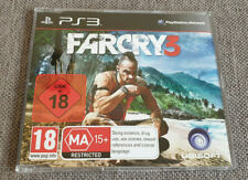 Sony Playstation 3 PS3 Game Farcry Far Cry 3 Promo Version