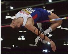 Robbie Grabarz Signed Photo - British High Jumper, 2012 Bronze Medalist - B875